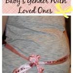Fun Ways To Share Baby's Gender With Loved Ones #Pregnancy