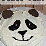 Kung Fu Panda Party, Featuring Po Panda Cake #PandaInsiders #KungFuPandaParty