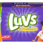 Time To Stock Up With Luvs Diapers By Using Ibotta #SharetheLuv