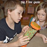 What Can You Find In A Find It Game? Find It Eww Gross Giveaway