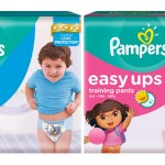 4 Helpful Potty Training Tips PLUS Pampers Prize Pack Giveaway #PampersEasyUps