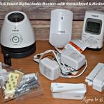 My Extra Set Of Eyes With VTech Safe & Sound Digital Audio Monitor #GrowWithVTech
