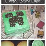 How To Make A Minecraft Creeper Cake