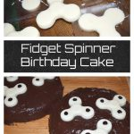 Fidget Spinner Birthday Cake (Tutorial)