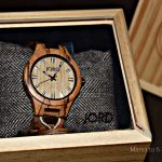 Handcrafted Wood Timepiece By Jord & Giveaway