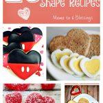 20 Tasty Heart Shape Recipes