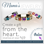 Mama's Jewelry, The Perfect Give For Mom This Mother's Day