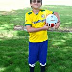Keeping My Son Active With Challenger Sports – British Soccer Camp!