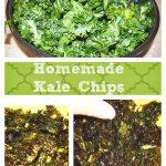 Homemade Kale Chips #Keto #Paleo