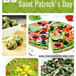 20 Green Recipes For Saint Patrick's Day!