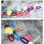 Clothespin Dragonflies