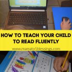 How To Teach Your Children To Read Fluently