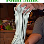 How To Make Foam Slime